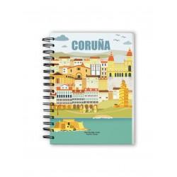 Libreta Coruña